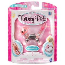 TWISTY PETZ BRATARA ANIMALUT PENTRU COLECTIONAT CATEL ARATOS