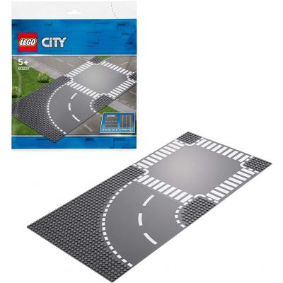 LEGO CITY CURBĂ ȘI INTERSECȚIE 60237
