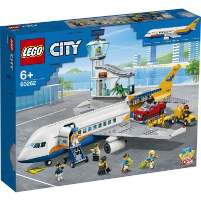 LEGO CITY  AVION DE PASAGERI 60262
