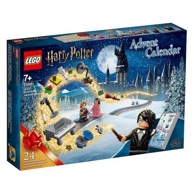 LEGO HARRY POTTER CALENDAR DE CRÄ'CIUN LEGO HARRY POTTER 75981